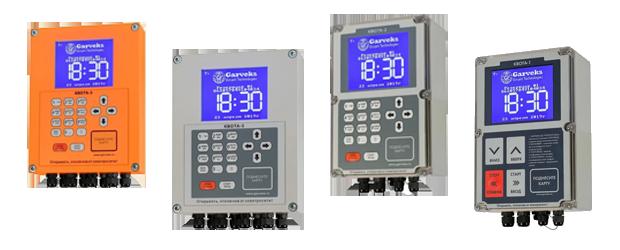 Контроллеры автоматизированного учёта топлива LOCOL